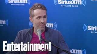 Download Lagu Ryan Reynolds On Blake Lively's Baked Goods Obsession | Entertainment Weekly Gratis STAFABAND