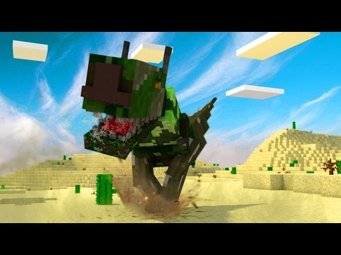 Minecraft Dinosaurs | Jurassic Craft Modded Survival Ep 10!