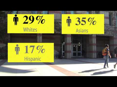 Diversity at UCLA: a Problem that needs a Solution