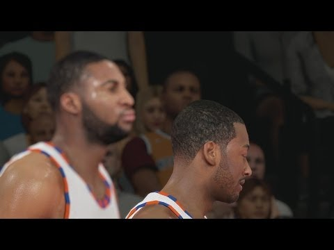 NBA 2K14 PS4 My Team Injury Cheese in Game 5