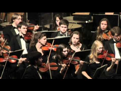Mahler: Symphony No. 1 - 4th Movement - Tito Muñoz/St. Olaf Orchestra
