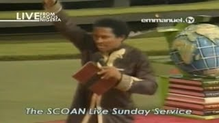 SCOAN 06/07/14: Depend On God For Everything By Wiseman Daniel, Emmanuel TV