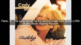 Watch Carly Simon Waterfall video