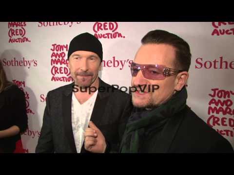INTERVIEW -??  Bono speaks about designers, how proud he ...