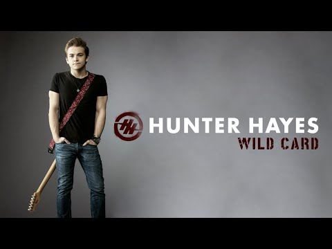 Hunter Hayes - Wild Card (Official Audio)