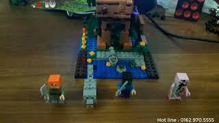 Motdenmuoi - Lego lắp ghép mô hình Ngôi Nhà