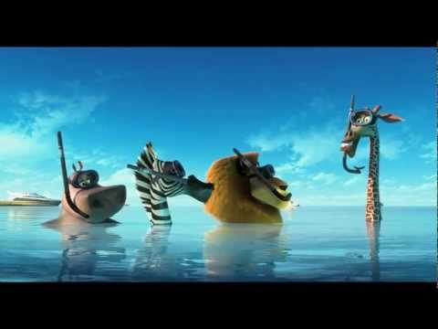Madagascar 3 Official Trailer HD