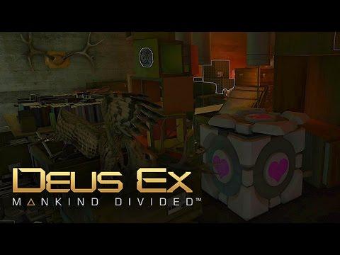 Два лучших сайд-квеста! ● Deus Ex: Mankind Divided #13 [PC] 1080p60 Max Settings