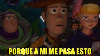 La TRISTE REALIDAD que VIVE WOODY en TOY STORY 4