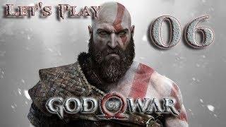 Let's Play God of War Episode 6 The Black Breath