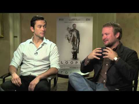 Joseph Gordon-Levitt & Rian Johnson Interview, 'Looper'