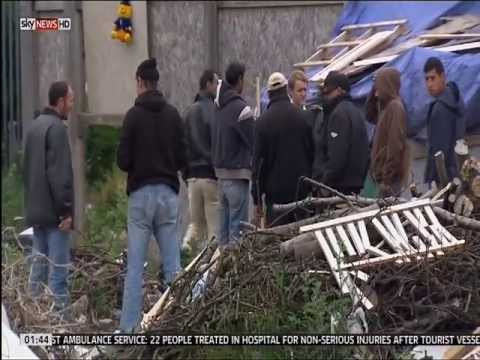 UK Immigration warning for Poland - Sky News, 15 June 2013