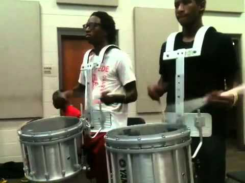 Paul W Bryant High School Drumline