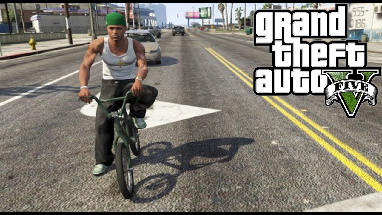 Gta 5 cj Easter Egg Gta 5 cj Amp Grove Street Gang