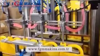 antifriz dolum makinası