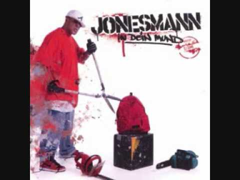 Jonesmann Running Man