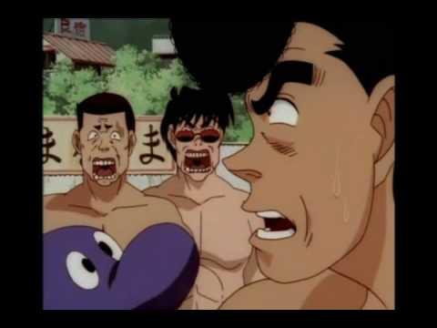 Hajime no Ippo funny moments part2of8