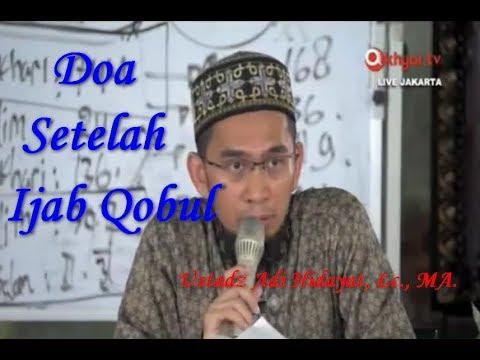 Foto doa ijab qobul zakat
