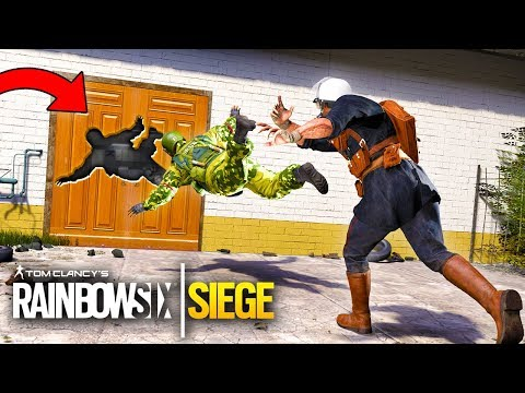 RAINBOW SIX SIEGE FAILS: #20 (Rainbow Six Siege Random Moments Compilation)