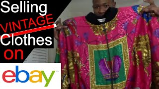 Selling VINTAGE Clothes on eBay | YourVintageConnect