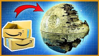 How to make a Death Star out of cardboard