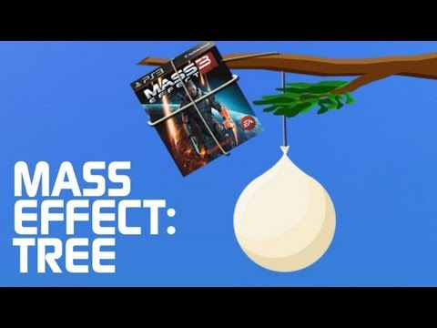 Mass Effect Tree: Interactive Game (Annotated)