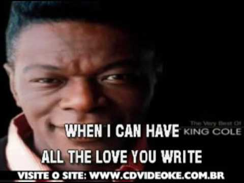 Nat King Cole   Love Letters