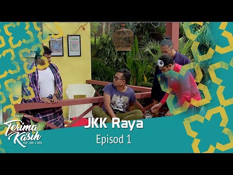 #IstimewaRaya | JKK Raya | Episod 1