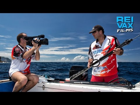 THE LEGEND IN ACTION By Pedro Carbonell & Reivax Films - Teaser 2