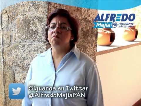 Presentación Candidata a Regidora Rosalba Leyva Torres PAN Pátzcuaro