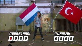 OLIE VOETBALLEN - TURKEN VS NEDERLANDERS #2