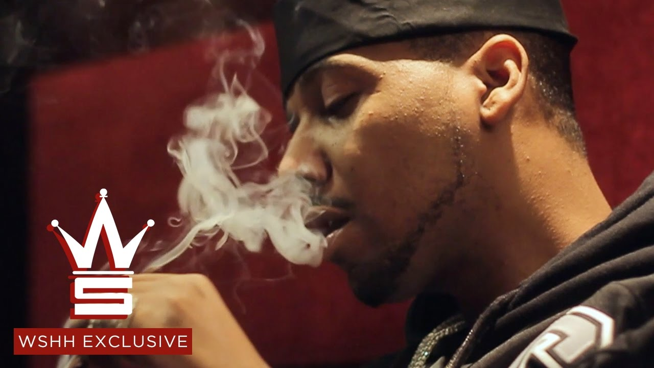 Juelz Santana - Ol Thang Back (In-Studio)