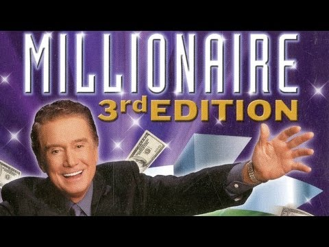 CGR Undertow - WHO WANTS TO BE A MILLIONAIRE: THIRD EDITION review for PlayStation