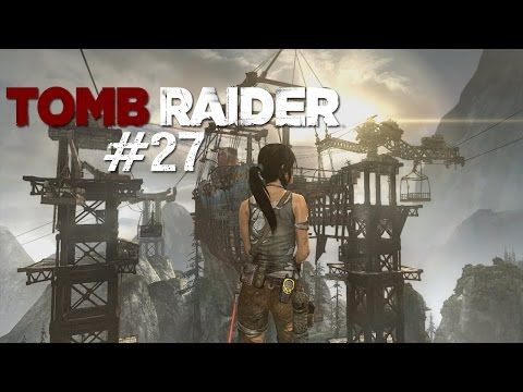 Let's Play Tomb Raider #27 - Die Barackenstadt