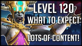 What To Expect At Level 120 In BFA   WoW Battle for Azeroth