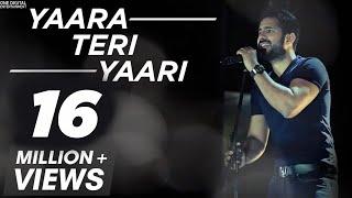 download lagu Yaara Teri Yaari  Cover  Tere Jaisa Yaar gratis