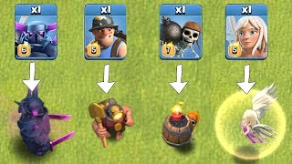 NEW TROOP LEVELS!! | CLASH OF CLANS | NEW UPDATE!!!