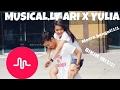 (BIKIN IRI!!) Musical.ly SeptianAri & Yuliarst