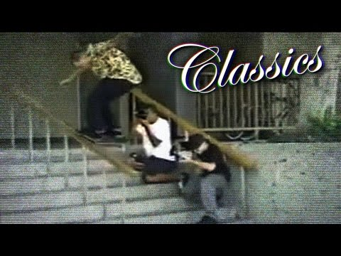 "Classics: Danny Montoya's ""One Step Beyond"" Part"