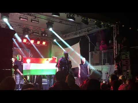 Majka - Magyar vagyok (Kompkoncert 2019)