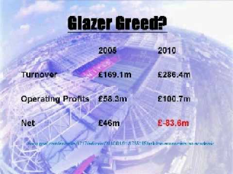 The Blue Menace exposes the Glazers