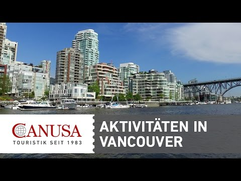 Outdoor-Spaß in Vancouver | CANUSA