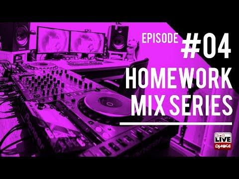 Dj Mika - Homework Mix #004 ['17.12.04.]
