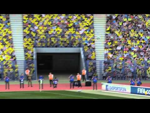 JOVICA NIKOLIC FIFA 14 GOL DA CENTRO CAMPO