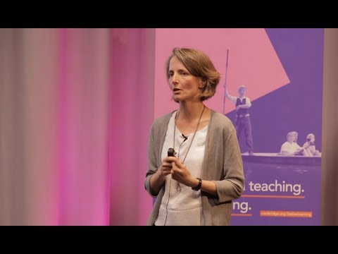 Ana Halbach - Putting language at the centre: CLIL is more than teaching in a foreign language