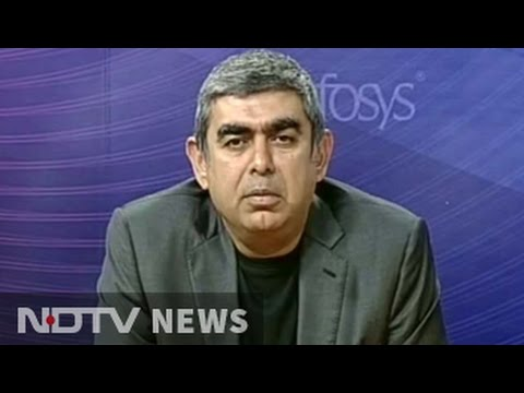 Infosys CEO Vishal Sikka explains Q1 earnings miss