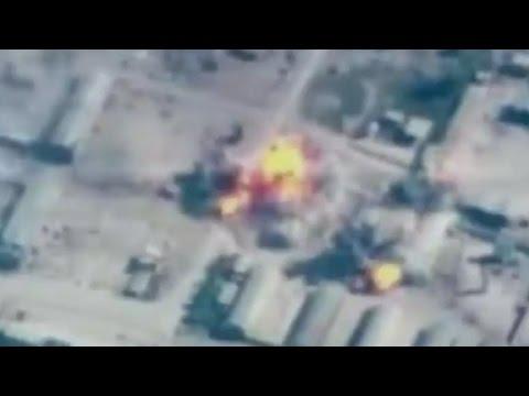 Jordan steps up airstrikes against ISIS
