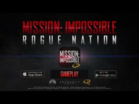Mission Impossible : Rogue Nation on Smartphone - Gameplay Thailand iOS / Android