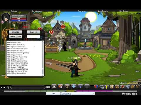 AQWorlds - New Le Bot 8.4 (Download MediaFire) 2014