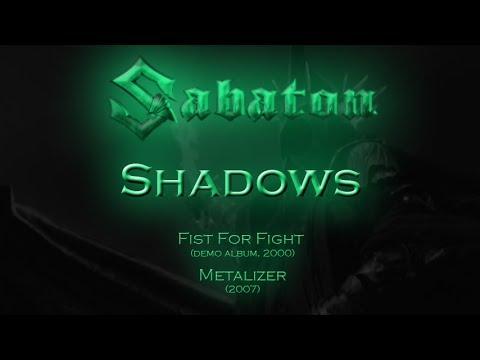 Sabaton - Shadows
